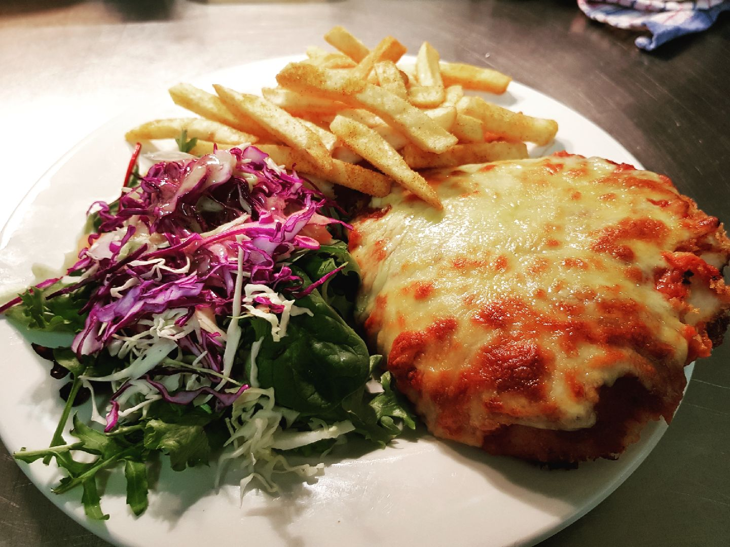 $25 PARMA & PINT DEAL EVERY THURSDAY 6-9PM