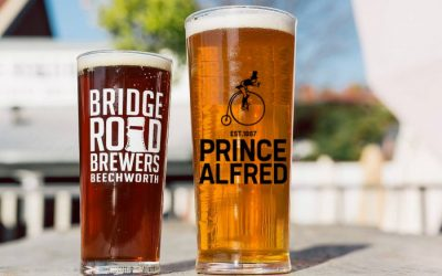 GBW2018 – BRIDGE ROAD TAP TAKEOVER 13 MAY