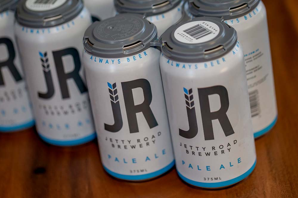 JETTY ROAD TAP TAKEOVER + BREWER'S SHOUT