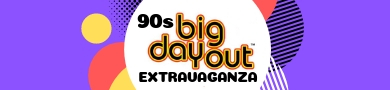 90s Big Day Out Extravaganza