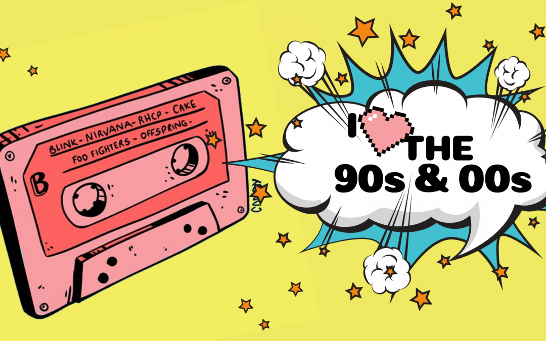 90s & 00s Anthems, Bangers & Novelty Songs Spectacular – SAT 29 JUNE